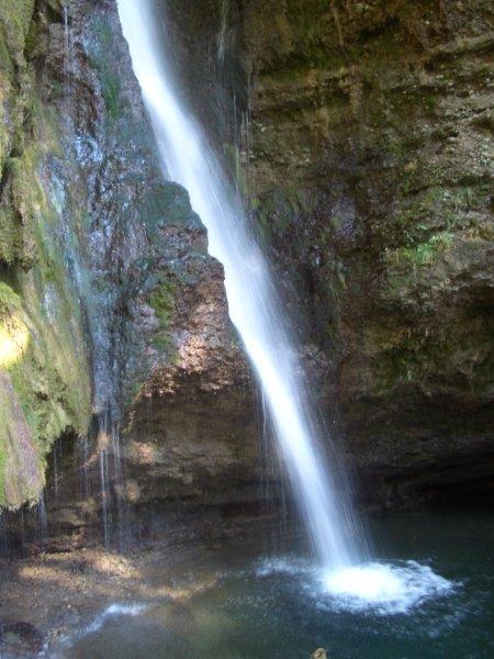 Wasserfälle Hinang