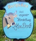Alpe Derb Wanderung